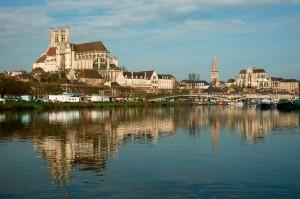 auxerre cathédrale abbaye saint germain
