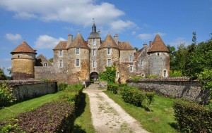 chateau ratilly Bourgogne