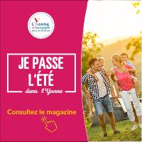 Je passe l'été dans l'Yonne 2017