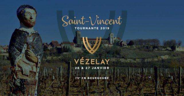 Saint Vincent tournante de Vézelay