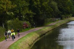 vélo canal bourgogne nivernais