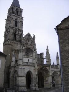 eglise saint père sous vézelay