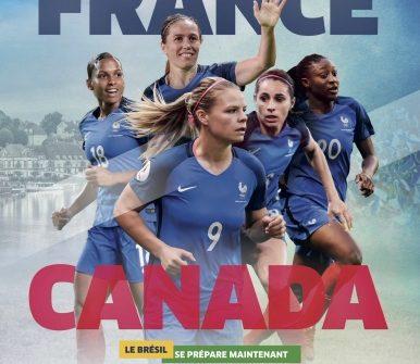 Foot féminin : France – Canada
