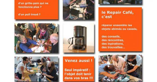 Repair Café Auxerre à  la Maison des Randonneurs