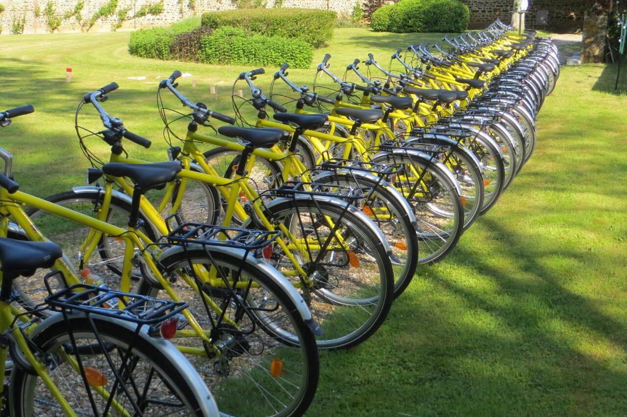 vélo location Bourgogne