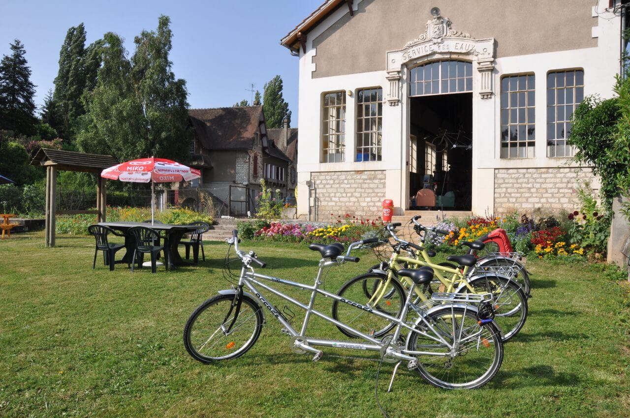 location vélo auxerre
